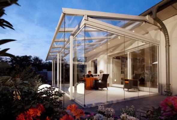 ドイツ製グラスハウス